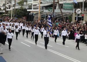 Παρέλαση 28ης Οκτωβριου 2014